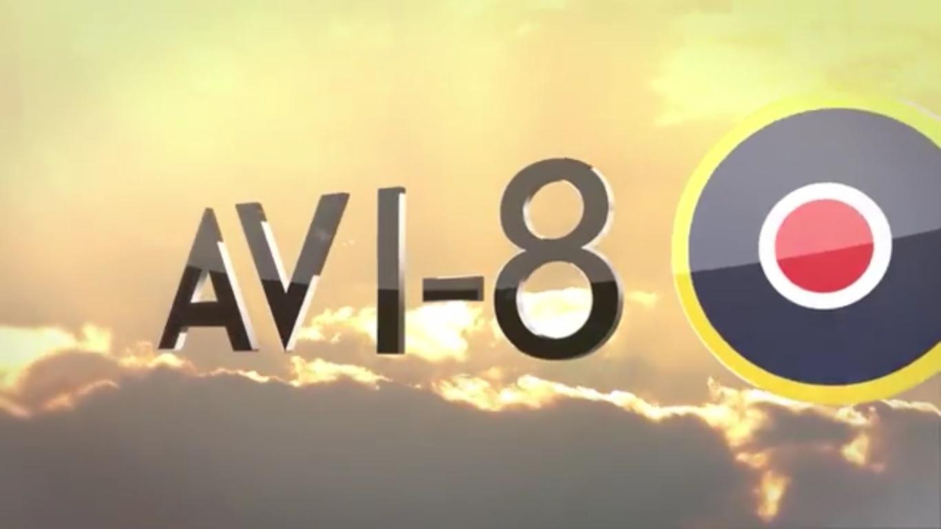 AVI-8 upmarket