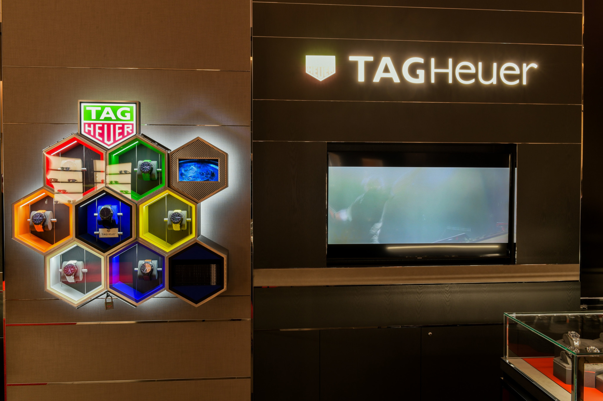 20160810 - TAG HEUER SYDNEY STORE LAUNCH  - atmosphere- photo- Ken Butti(0032)