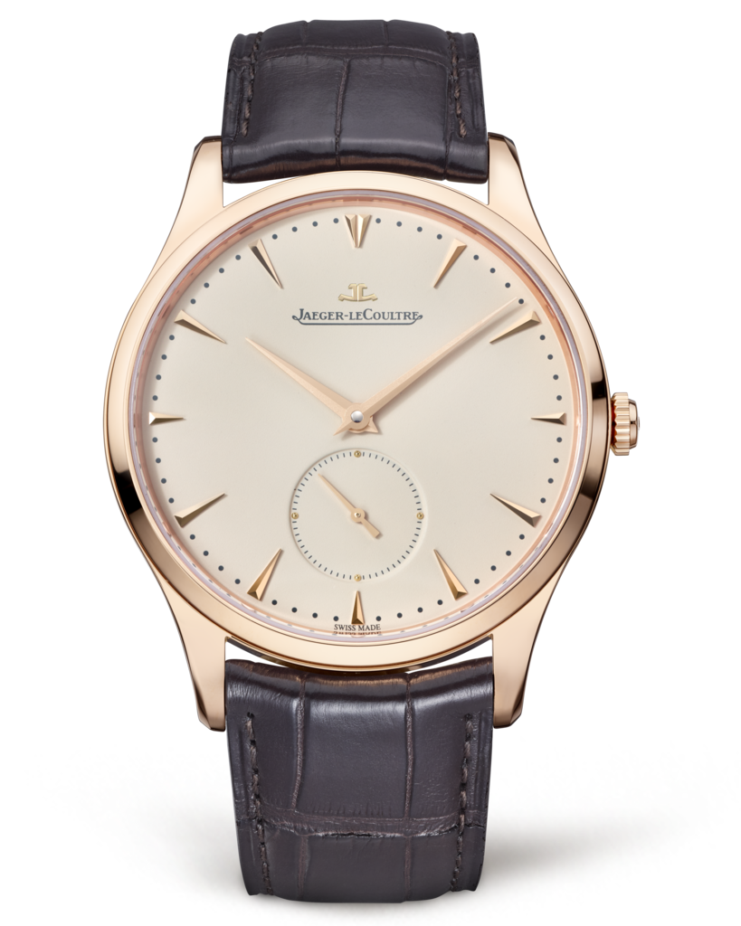 Jaeger-LeCoultreMaster Grande Ultra Thin Small Second 1