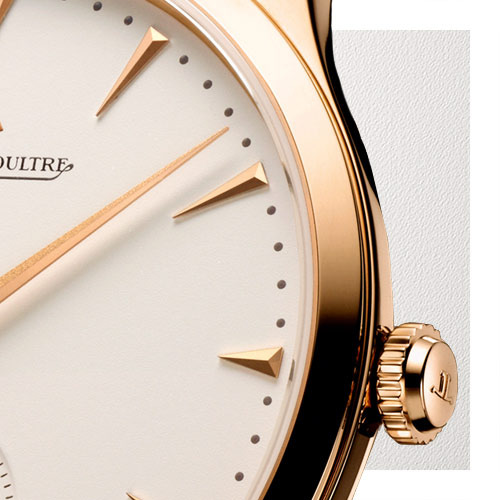Jaeger-LeCoultreMaster Grande Ultra Thin Small Second