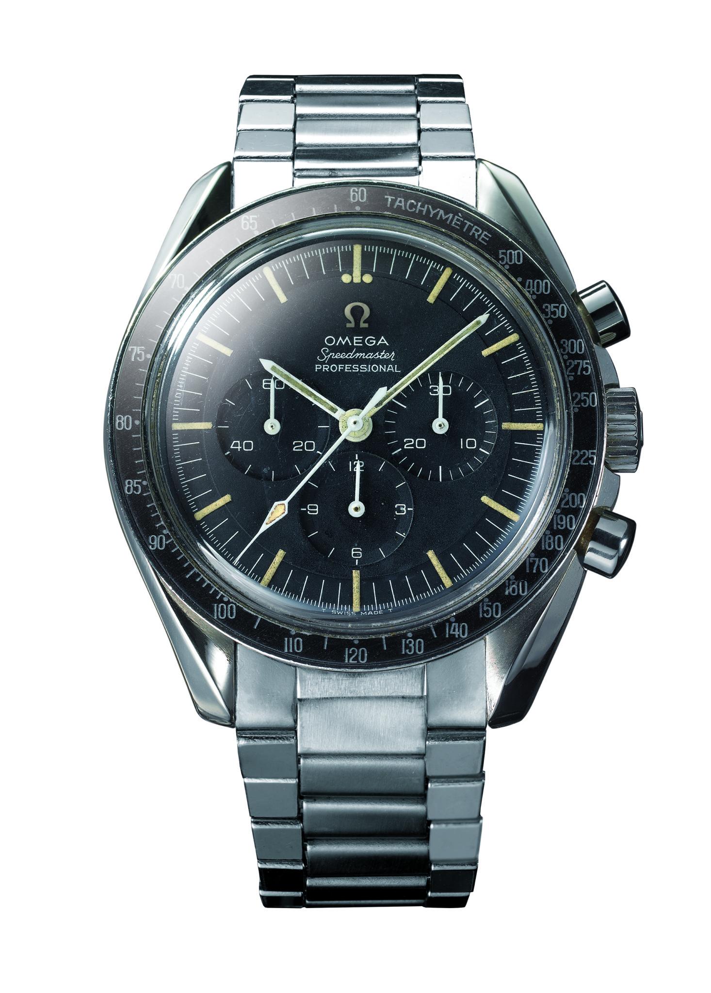 THREE - 1965_-_The_Moonwatch