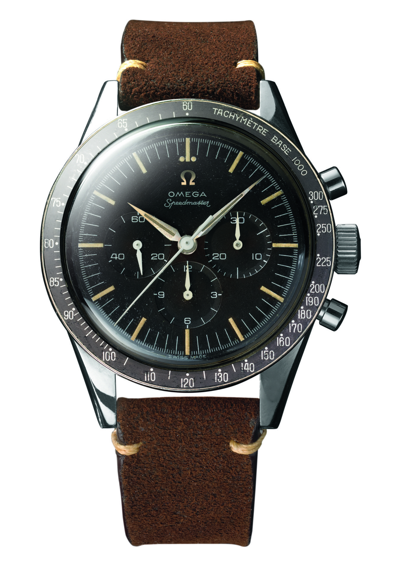 TWO - 1959_-_First_Omega_in_space