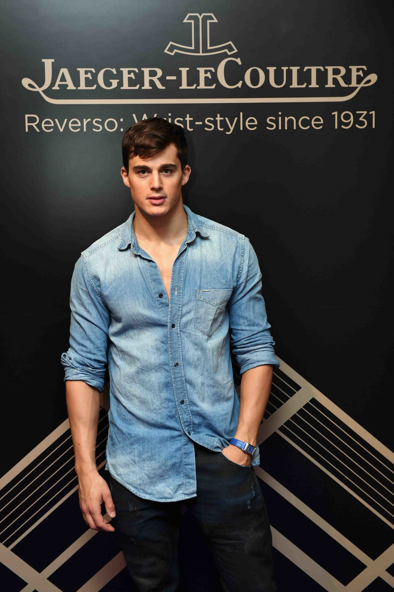 """LONDON, ENGLAND - MAY 31: Pietro Boselli attends Jaeger-LeCoultre & Christie's """"Roaring 20's, Reverso 30's"""" Party at Christie's South Kensington on May 31, 2017 in London, England. (Photo by Chris J Ratcliffe/Getty Images for Jaeger-LeCoultre) *** Local Caption *** Pietro Boselli"""