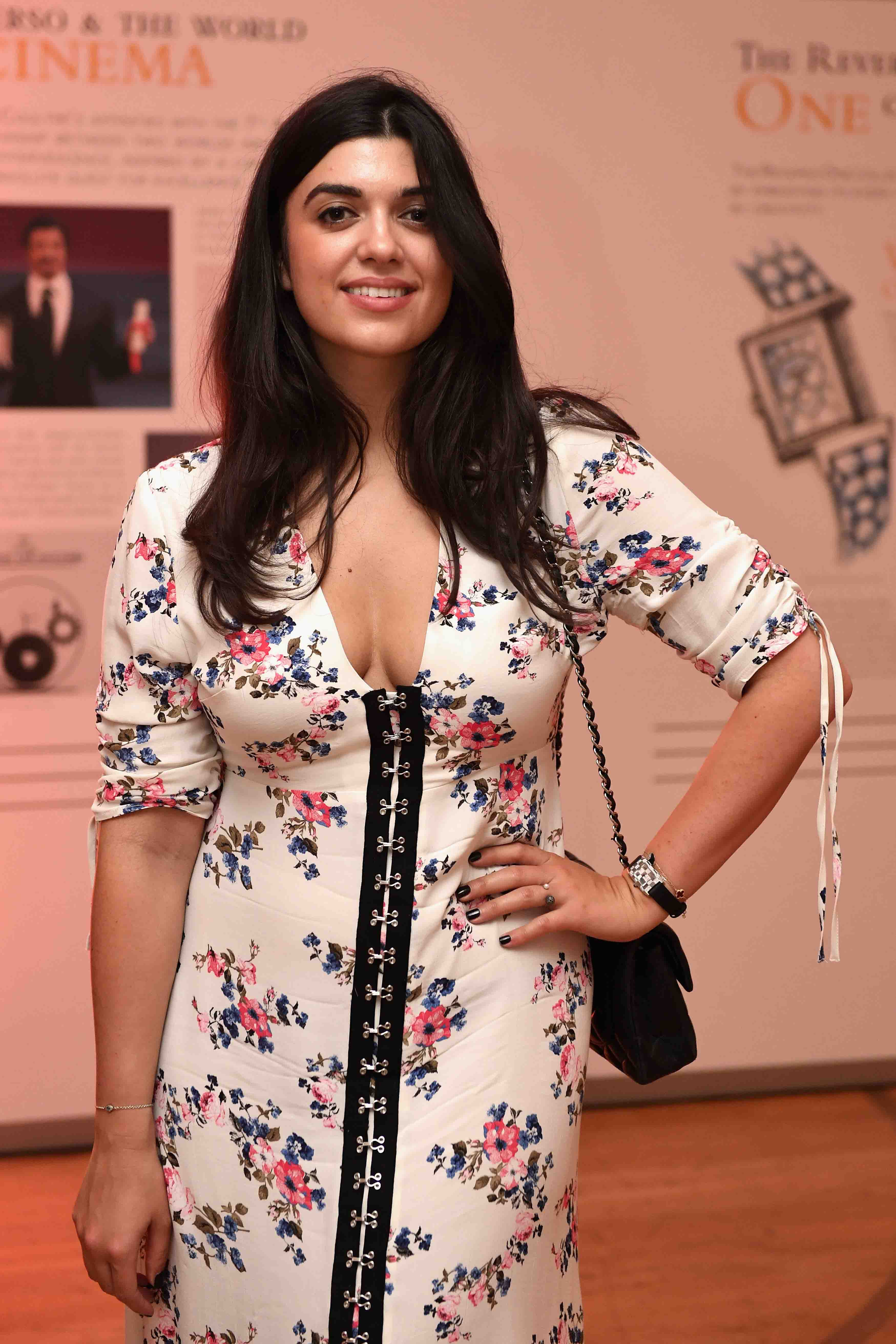 """LONDON, ENGLAND - MAY 31: Lydia Pili attends Jaeger-LeCoultre & Christie's """"Roaring 20's, Reverso 30's"""" Party at Christie's South Kensington on May 31, 2017 in London, England. (Photo by Chris J Ratcliffe/Getty Images for Jaeger-LeCoultre) *** Local Caption *** Lydia Pili"""