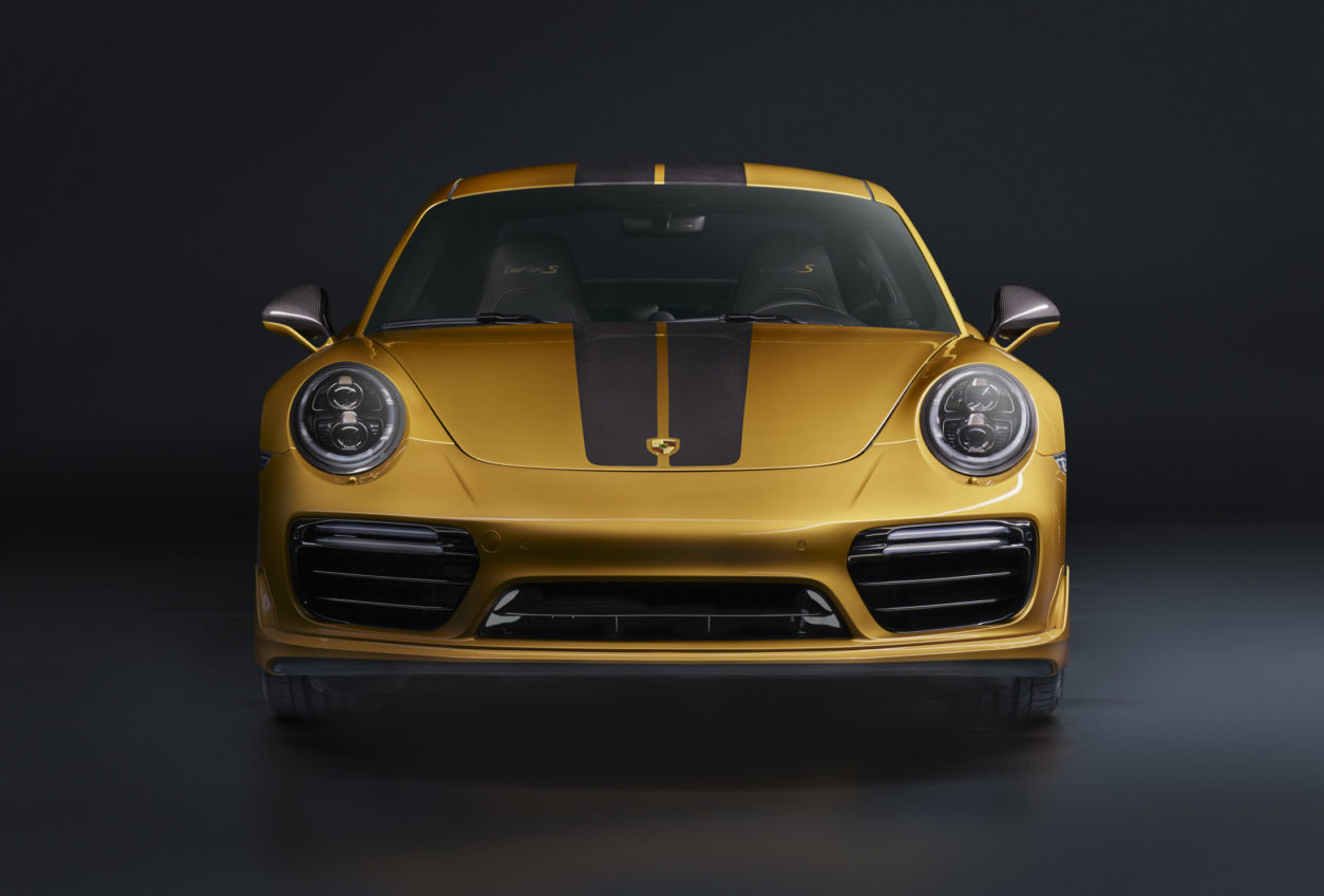 Porsche 911 Turbo S Exclusive Series (5)