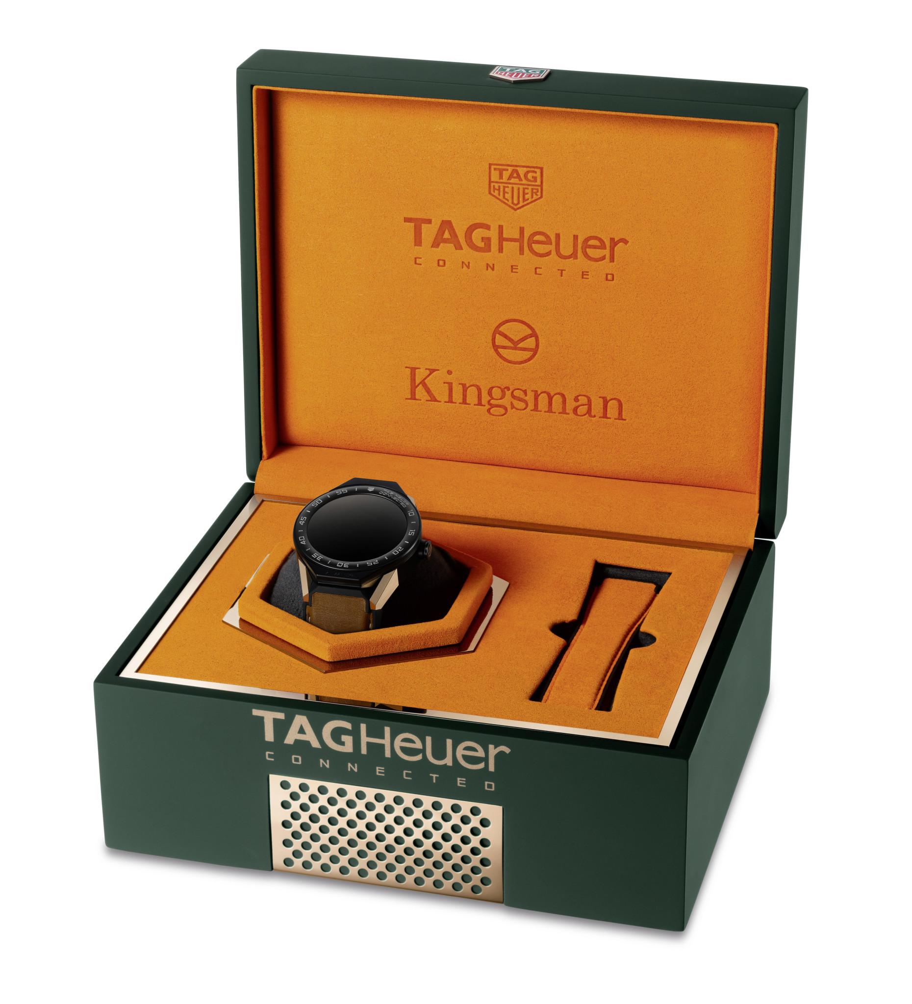 TAG Heuer SBF8A8023.32EB0103 Kit Kingsman 2017