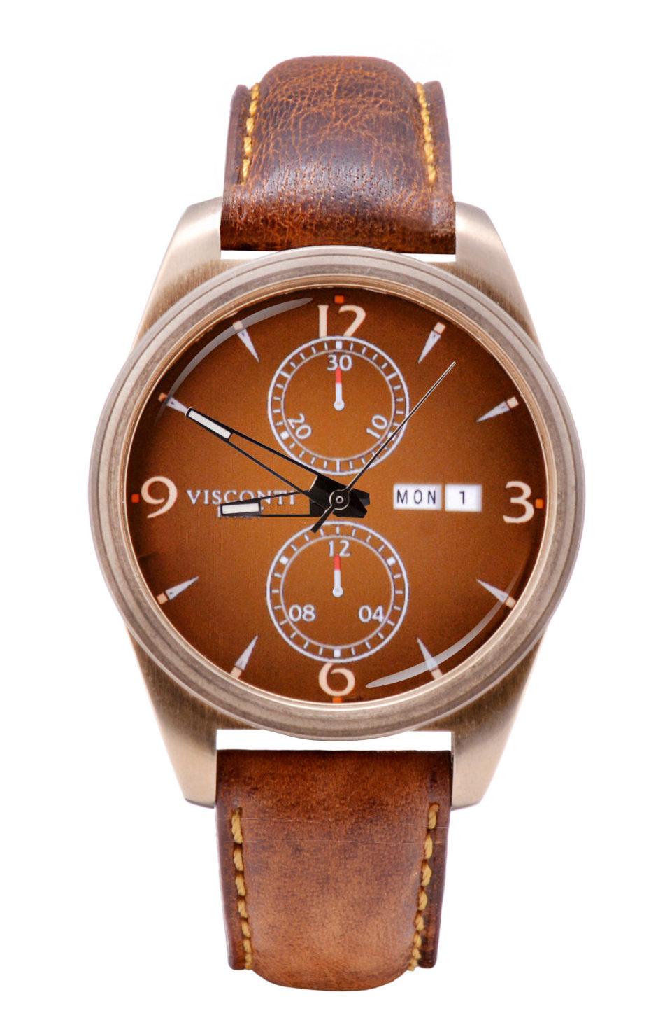 The Visconti Roma watch.