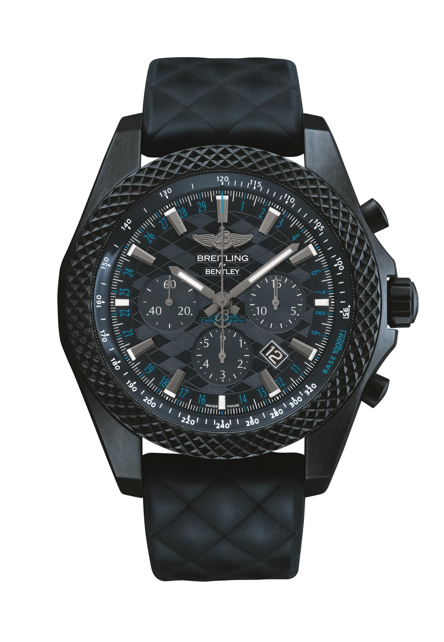 NEW Bentley GT Dark Sapphire Edition