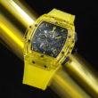 Spirit of Big Bang Yellow Sapphire - $106,000